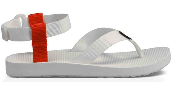 Teva W's Original Sport Sandal White/Grenadine